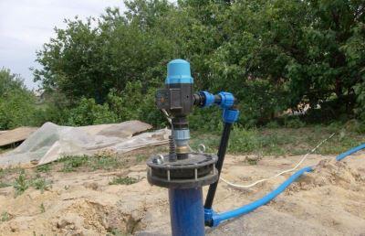 Водопровод из скважины